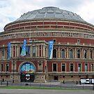 Royal Albert Hall, London by James J. Ravenel, III