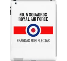 No. 5 Squadron RAF iPad Case/Skin