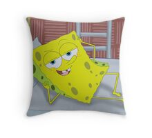 SpongeBob Sexy Bob Throw Pillow
