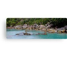 Bedarra Island Dorillor Bay  Canvas Print