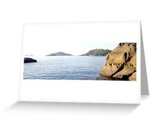 Bedarra Island, Greeting Card
