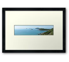 Bedarra Island  Framed Print