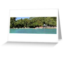 Bedarra Island  Greeting Card