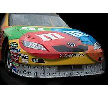Race Car Photographic Print