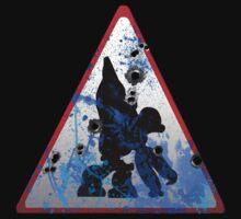 Crossing Hazard by SEspider