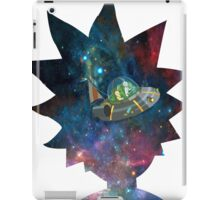 Rick and Morty Space Ship iPad Case/Skin