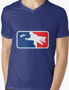 Major League Quidditch Mens V-Neck T-Shirt