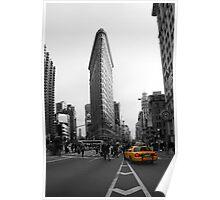 Flatiron Building - NYC Poster