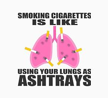 Ashtray lungs Unisex T-Shirt