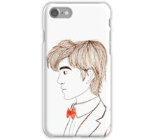 Matt Smith The Doctor iPhone Case/Skin