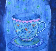 Teacup by Thea T