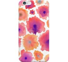Watercolor Florals iPhone Case/Skin