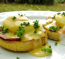 Eggs Benedict by LifeisDelicious