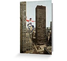 URBAN SK8. Greeting Card