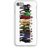 Doctor Who - The 13 Doctors iPhone Case/Skin