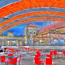 Coffee Shop HDR Germany by Daidalos