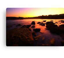 Only Lonely Canvas Print