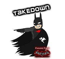 Takedown! Photographic Print