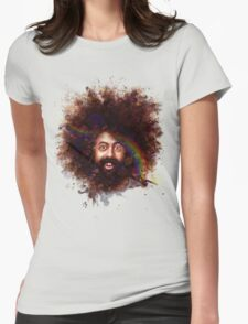 Reggie Watts Womens Fitted T-Shirt