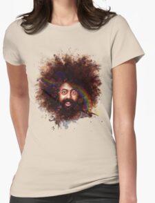 Reggie Watts Womens Fitted T-Shirt