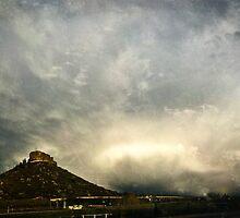 Castle Rock - Castle Rock, Colorado by Zeibyasis