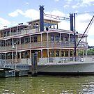 Kookaburra River Queen by TonyCrehan