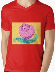 Spinning Mara Mens V-Neck T-Shirt