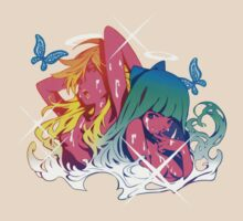 Panty and Stocking (V1) by Habeeb