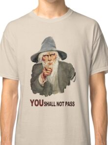 Uncle Gandalf Classic T-Shirt