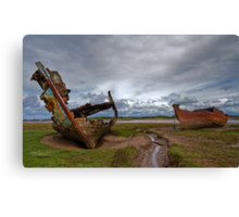 Our Joanne and The Clarain FD119 Canvas Print