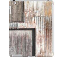 Warehouse Abstract iPad Case/Skin