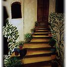 Stairway by m catherine doherty