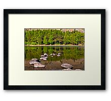 Still Waters - Blea Tarn Framed Print