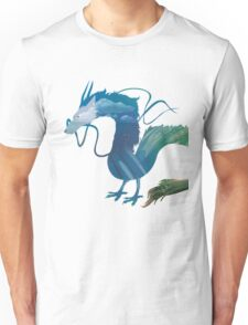 Haku Spirited Away Unisex T-Shirt