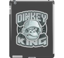 Dinkey King v2 (Official) iPad Case/Skin