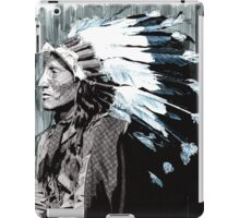 Native American Chief 2 iPad Case/Skin