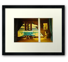 Ode to Magritte Framed Print