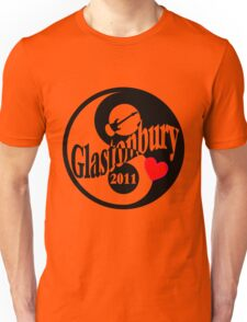 Glastonbury 2011 Unisex T-Shirt