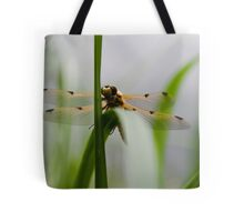Dragonfly - Four-spotted Chaser Tote Bag