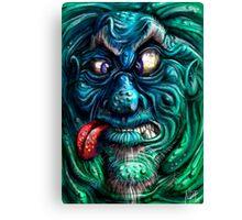 Squashy Devil Canvas Print