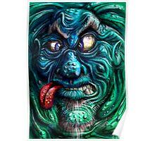 Squashy Devil Poster