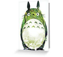 My Neighbour Totoro Greeting Card
