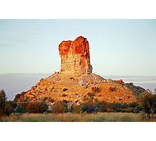 Chambers Pillar- Northern Territory Photographic Print