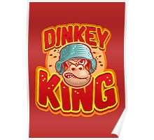 Dinkey King (Official) Poster