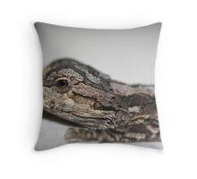 Meet 'Georgeous George' Throw Pillow