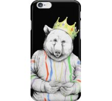 Bigi Bear iPhone Case/Skin