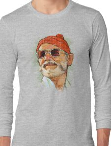 Steve Zissou Long Sleeve T-Shirt