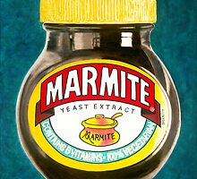 Marmite by Barry Novis