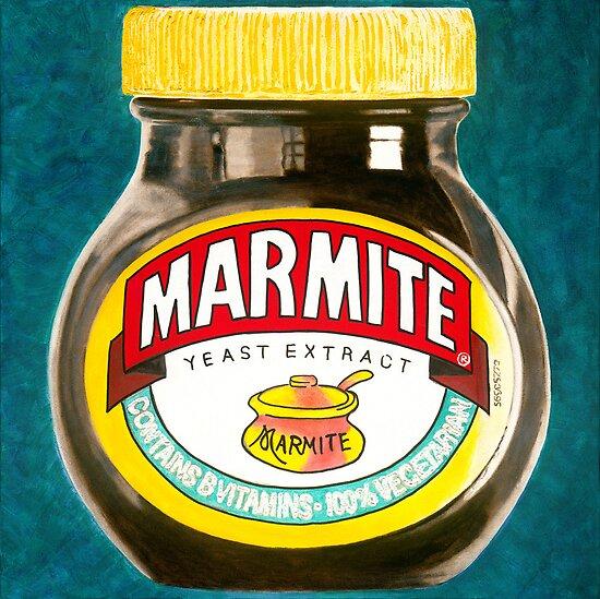 Marmite by Barry Novis