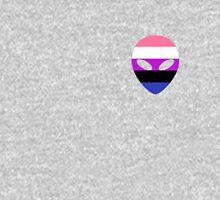 Gender Fluid Alien Unisex T-Shirt